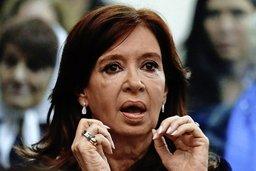 L'ex-présidente jugée pour corruption
