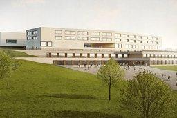 Gymnase agrandi pour la rentrée 2021