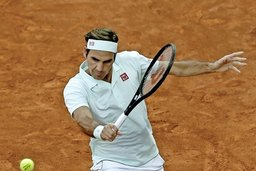 Federer à l'heure italienne