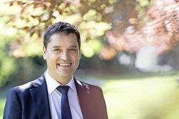Jacques Mauron à la tête de Groupe E