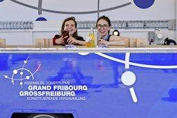 Grand Fribourg: le cœur n'y est pas encore