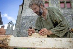 Une Saint-Jean sur le thème des bâtisseurs
