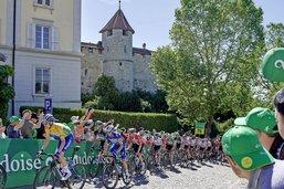 Le cyclisme retrouve son public