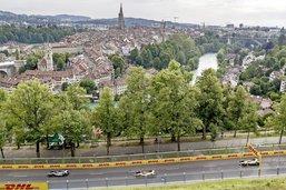 Des bolides électriques à Berne