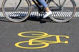La roue tourne pour les cyclistes