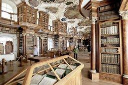 L'abbaye de Saint-Gall exalte ses trésors