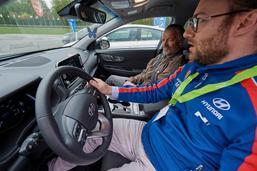 Découverte de la mobilité électrique à Drognens