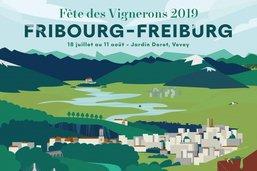 Fribourg comme à la maison à Vevey