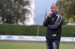 Cédric Mora quitte le FC Bulle
