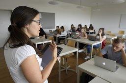 Une plate-forme en ligne pour trouver des profs remplaçants