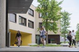 Ecole agrandie pour la rentrée 2021