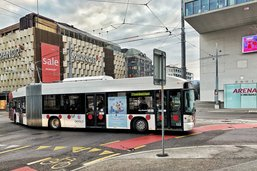 Ça roule pour les Transports publics fribourgeois