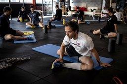 Les Dragons ont repris l'entraînement physique
