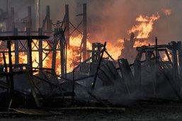 L'incendie de la scierie Despond «vraisemblablement intentionnel»