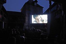 Cinéma à la belle étoile à Morat