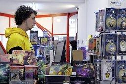 Mangas, thés et jeux vidéo