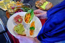 Atelier pour réinventer le sandwich