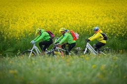 Des milliers de cyclistes attendus à Morat