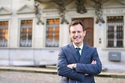 David Stulz nommé Secrétaire de Ville à Fribourg