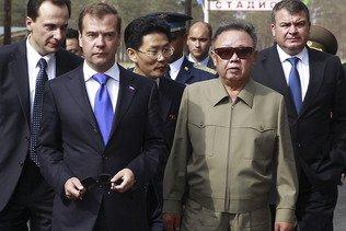 Kim Jong-un part en Russie pour son 1er sommet avec Poutine