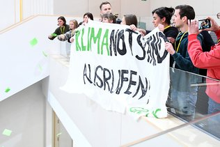 Le parlement zougois veut déclarer l'état d'urgence climatique