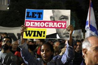 Des milliers d'Israéliens manifestent contre le Premier ministre
