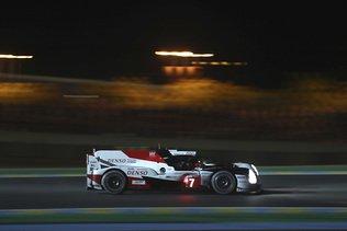 24 Heures du Mans: deux Toyota en tête aux deux tiers de la course