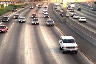 Voici 25 ans, la folle fuite en voiture d'O.J. Simpson