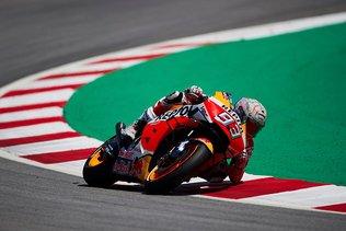 Marc Marquez sans rival au GP de Catalogne MotoGP