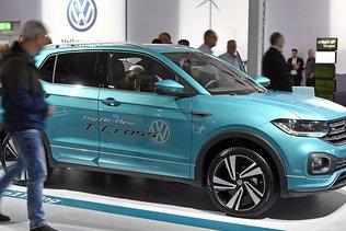 Petite hausse du marché automobile européen en mai