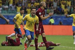 Le Brésil bute sur la VAR et le Venezuela