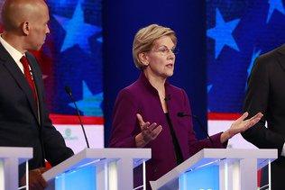 Warren domine le premier débat démocrate pour la Maison-Blanche