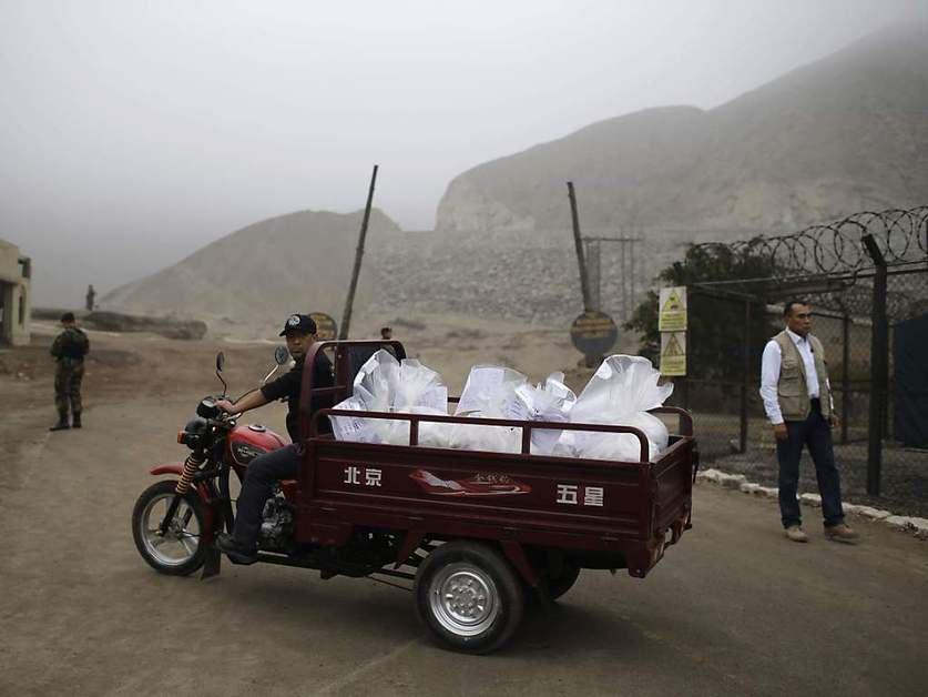 Pérou: saisie de deux tonnes de cocaïne en partance pour Bruxelles