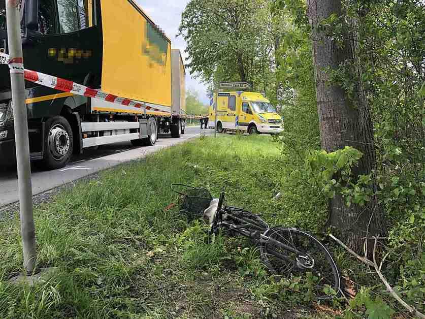 Un conducteur de vélo électrique tué à Altstätten (SG)