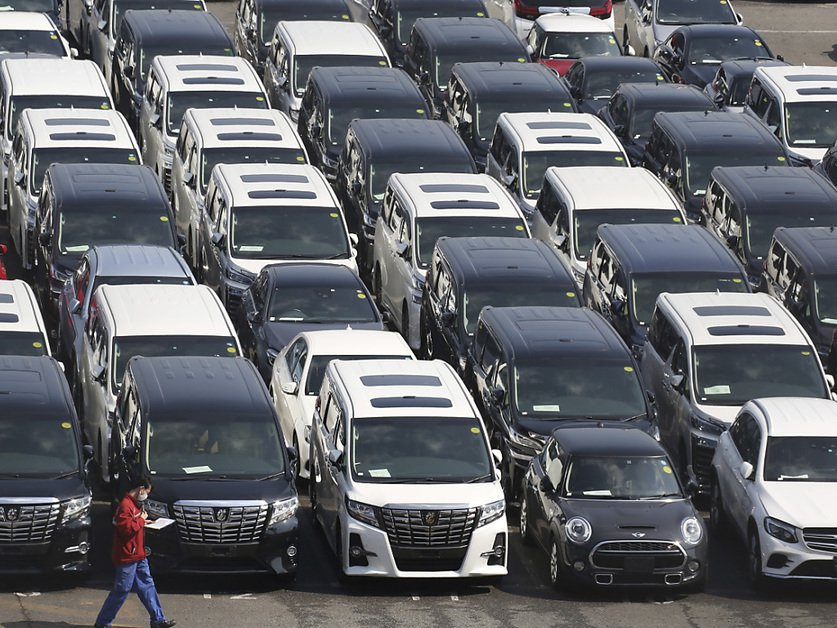Chine: les ventes automobiles s'effondrent en mai