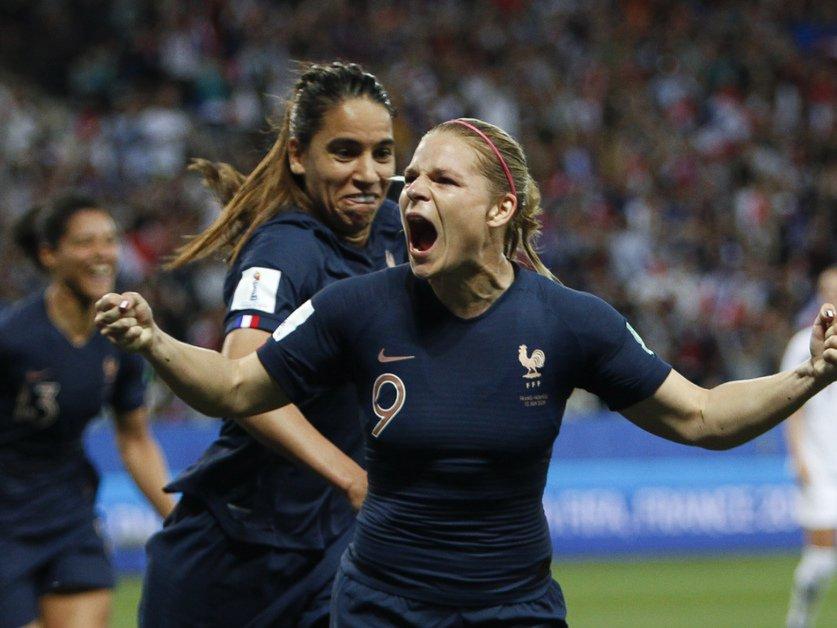 Deuxième succès en deux matches pour la France