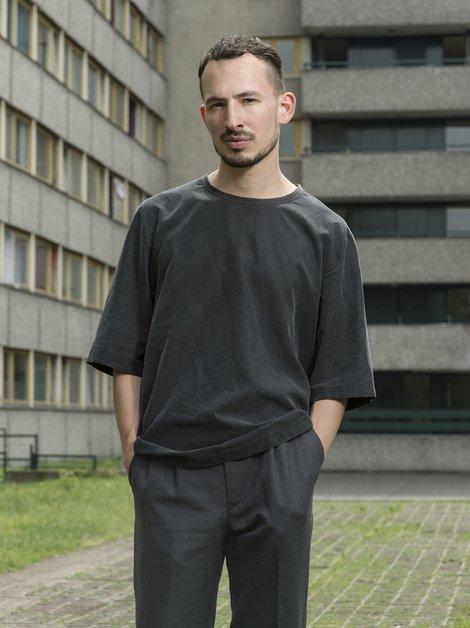 Remy Ugarte Vallejos en résidence artistique à Berlin