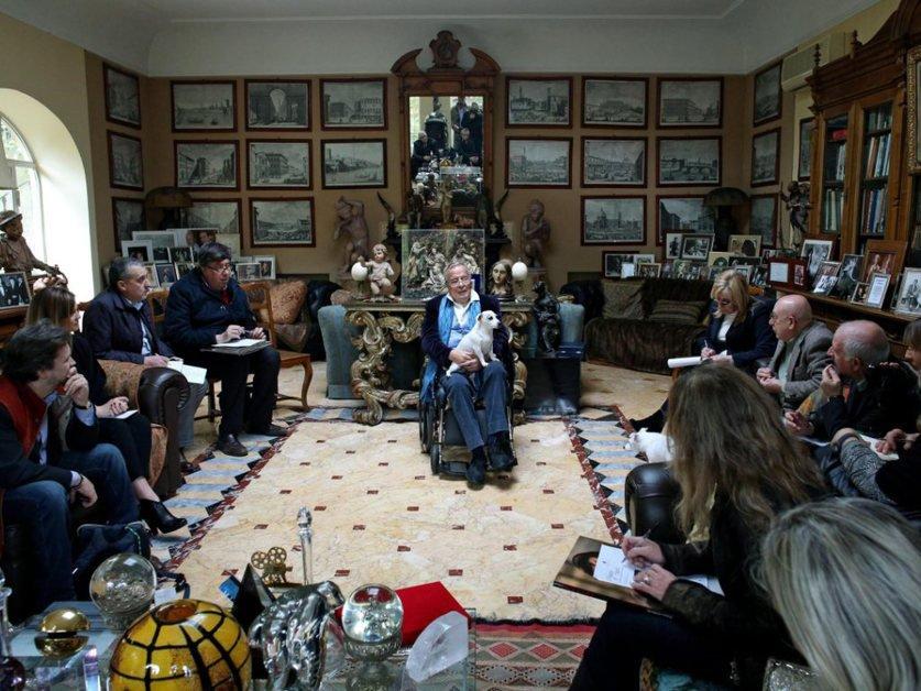 Mort du cinéaste italien Franco Zeffirelli à 96 ans (médias)