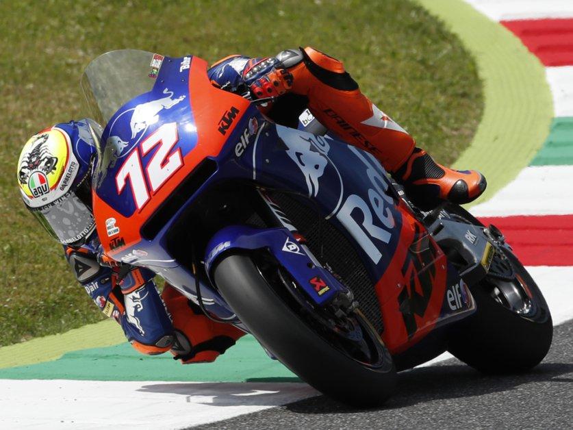 Moto2: Lüthi 2e sur la grille du GP de Catalogne