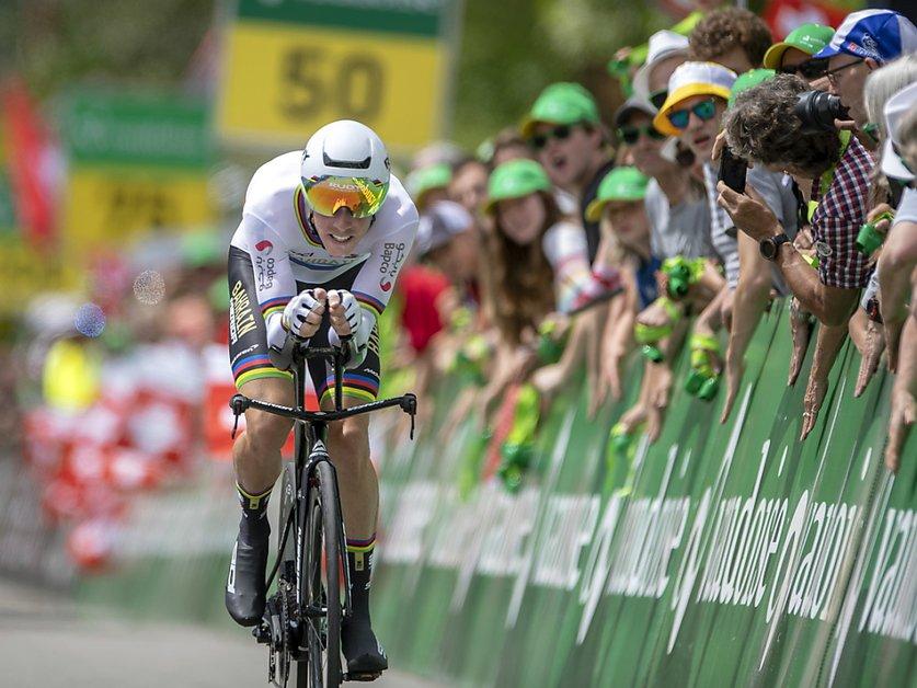 Rohan Dennis gagne la 1re étape du Tour de Suisse