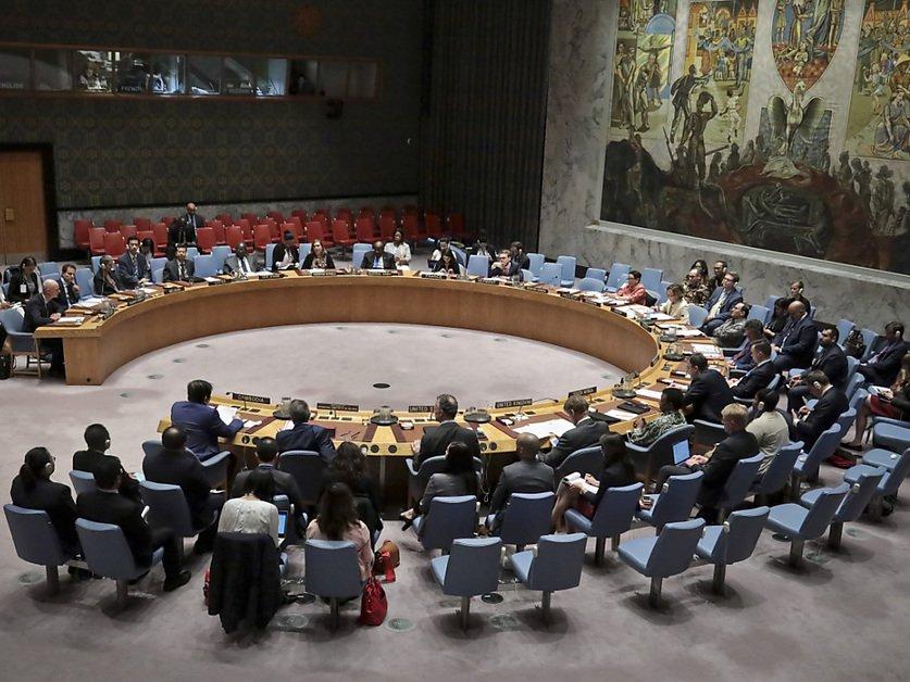 Réunion du Conseil de sécurité de l'ONU mardi sur la Syrie
