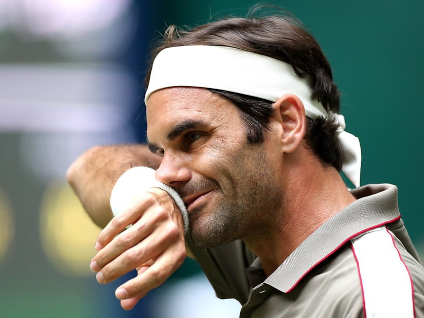 Victorieux, Roger Federer doit encore se régler