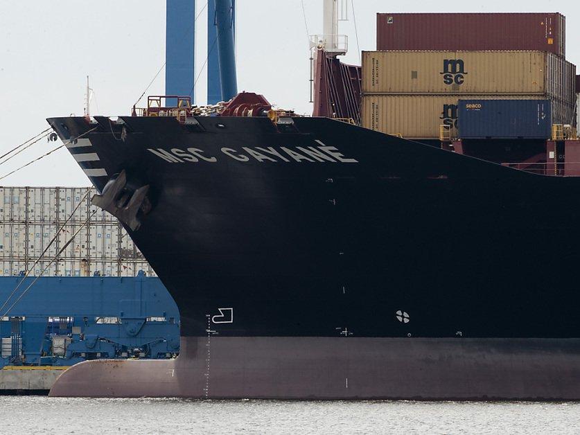 Saisie de 16 tonnes de cocaïne sur un bateau à Philadelphie