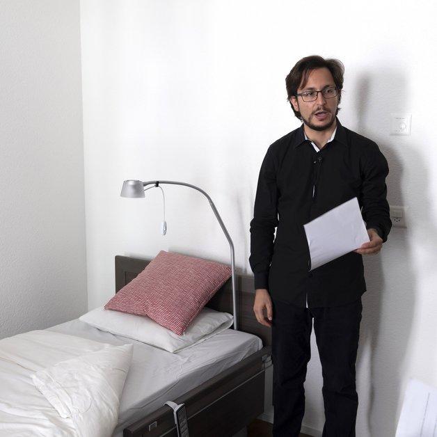 """Un appartement témoin pour tester les """"gerontechnologies"""""""