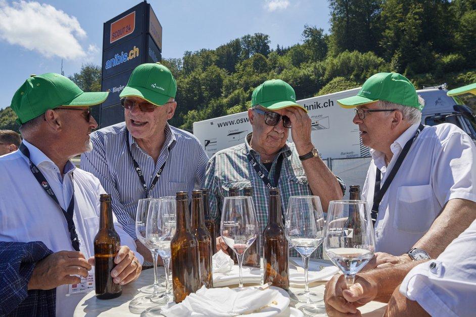 Etape fribourgeoise du Tour de Suisse