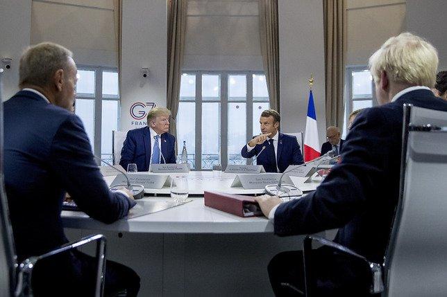 Coup de théâtre au G7 avec l'arrivée d'un ministre iranien