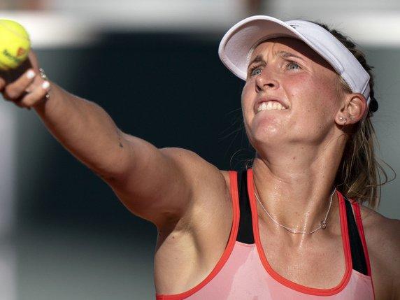 WTA: Bertens rejoint Teichmann en finale à Palerme