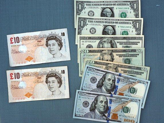 La Livre Sterling Au Plus Haut Depuis Fin Juillet Face Au