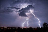 Attention aux orages d'été!