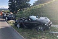 Deux blessées dans un accident de la route au Bry